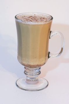 Baltimore Egg Nogg- One example of the awesome Prohibition style cocktails this website has