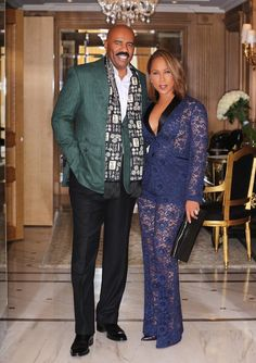 We're all well aware that Marjorie Harvey is a fashion killer but we never get tired of seeing her slay. This time, the lady that loves couture took over Paris Fashion Week in style. See her best looks here! Steve Harvey Wife, Lori Harvey, The Lady Loves Couture, Love Couture, Couple Style, Majorie Harvey, Celebrity Couples, Celebrity Style, Couple Noir
