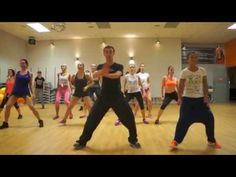 ZUMBA Sia - Chandelier ( cool down ) - YouTube