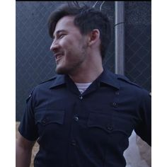He could totally pull off being a cop. I wouldn't mind being arrested by Mark. Ok, that sound weird. Mark And Ethan, Jack And Mark, Darkiplier, Sam And Colby, Septiplier, I Like Him, Danisnotonfire, Face Expressions, Best Youtubers