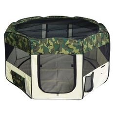 Special Offers - X-Large 57 2-Door Camo Pet Playpen Dog Puppy Soft Exercise Kennel Crate Cage XL - In stock & Free Shipping. You can save more money! Check It (July 12 2016 at 04:05PM) >> http://dogcollarusa.net/x-large-57-2-door-camo-pet-playpen-dog-puppy-soft-exercise-kennel-crate-cage-xl/