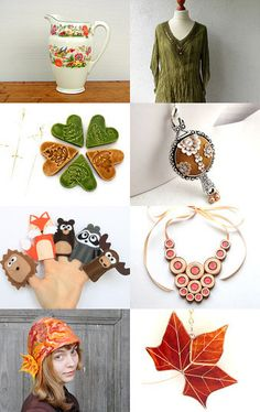 The Beauty of Fall by Mary Clift--Pinned with TreasuryPin.com