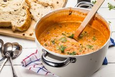 Vegetarisk chili Foto: Michael Krantz Recept: Kristin Johansson Raw Food Recipes, Veggie Recipes, Vegetarian Recipes, Soup Recipes, Healthy Recipes, I Love Food, Good Food, Veggie Dinner, Veg Dishes