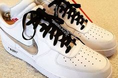 online store 24841 2896d Here s A Good Look At The Off-White Nike Air Force 1 Low White Mode