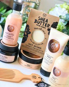 The Body Shop, Body Shop Body Butter, Best Body Butter, Body Shop At Home, Shea Body Butter, Best Body Shop Products, Bath Products, Body Shop Skincare, Body Lotion