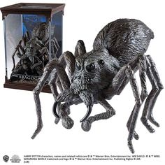 Buy Harry Potter Magical Creatures Aragog Scuplture today at IWOOT. We have great prices on gifts, homeware and gadgets with FREE delivery available.