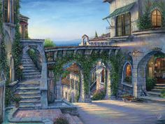 Robert FINALE ~ Cote d'Azur, Francia