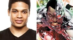 Ray Fisher to Play Cyborg In 'Batman-Superman' (EXCLUSIVE)  Source: Variety - click link below in comment for full story.