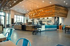 Verve Coffee RoastersPacific Avenue Café | Fuse Architects + Builders | Slide show | Architectural Record