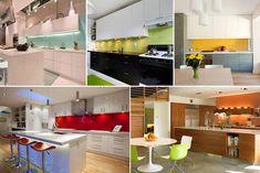100 idee di cucine moderne con elementi in legno   Cucina and Kitchens