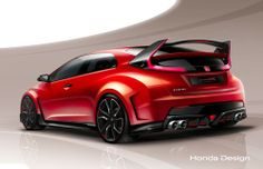 2014 Honda Civic Type-R