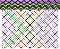 50 strings, 32 rows, 13 colors