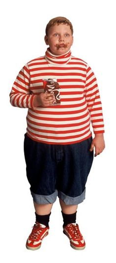Philip Wiegratz as Augustus Gloop