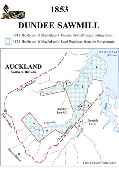 Nz History, How To Buy Land, Dundee, Auckland, Maps, Pdf, Blue Prints, Map, Cards