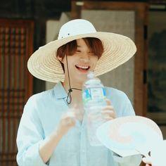Jung Woo, Nct 127, Panama Hat, Boyfriend, Nct Dream, Drama, Kpop, Fashion, Moda
