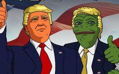 RÉACTIONS EXCESSIVE. Pepe the Frog est devenu un «symbole de la haine» selon une organisation juive américaine