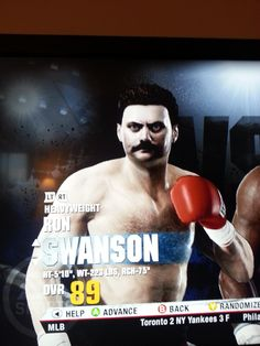The correct way to play Fight Night Champion
