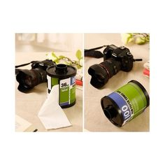 Roll film tissue box | e-ville.com