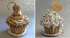 Image result for cardboard food sculptures