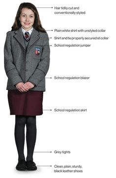 #School_Uniform ~~~ Our smart school uniform promotes a strong school identity and is clearly associated with our high standards, expectations and ethos. Pupils wearing correct uniform show commitment and are proud to represent Victoria College.