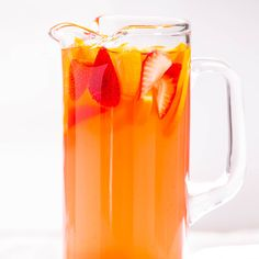 With warmeraround the corner, nothing beats a glass of cool and refreshing punch. This goes down so easily.It's sweet, citrusy, and has a tropical vibe. You can make the punch as either alcoholic or not depending on your needs. Simply omit the alcohols if you don't want your punch to pack a punch. For the …
