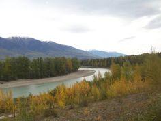 View of Skeena River