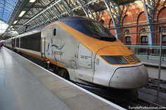 Viagem de trem de Paris para Londres: dicas práticas!