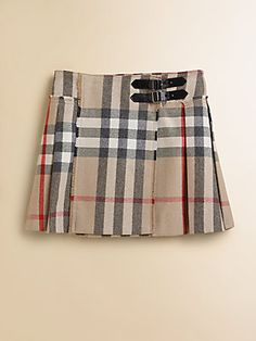 Burberry Toddler's & Little Girl's Kilt