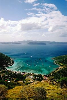 Jost Van Dyke, British Virgin Islands, Caribbean