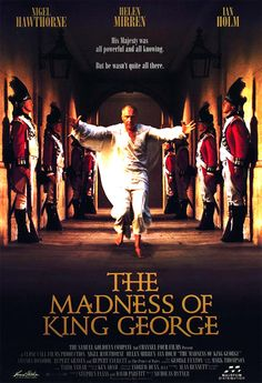 The Madness Of King George (1994) - Nigel Hawthorne, Helen Mirren, Rupert Graves