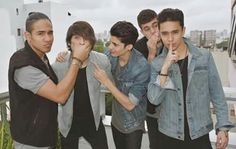 Richard, Christopher, Erick, Zabdiel, and Joel❤❤❤ Cnco Richard, Latin Music, Funny Me, Cool Bands, Just Love, All About Time, Guys, Couple Photos, Celebrities