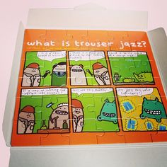 Trouser Jazz Puzzle