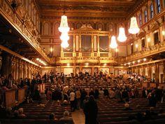 Wiener Musikverein, Vienna, Austria!!