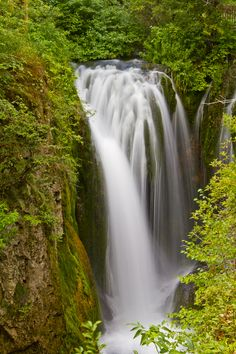 Roughlock Falls, Spearfish Canyon, Black Hills National Forest, South Dakota
