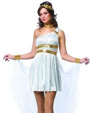 Dazzle in this Sexy Diva Venus Greek Goddess Costume designed to make you look hot! Greek Goddess Fancy Dress, Greek Dress, Greek Goddess Costume, Goddess Halloween Costume, Halloween Kostüm, Halloween Costumes, Fashion Show Themes, Toga Party, Costume Collection
