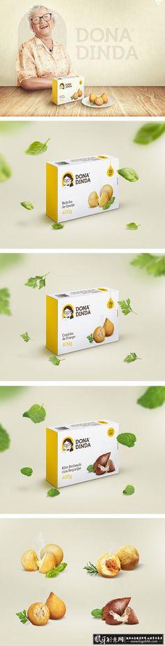[包装灵感] 创意水果包装设计 简约风格...