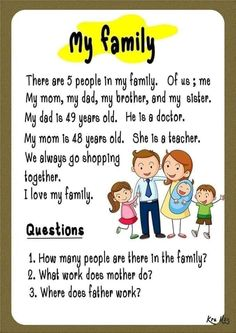 English Grammar For Kids, English Stories For Kids, English Phonics, Learning English For Kids, Teaching English Grammar, English Worksheets For Kids, English Lessons For Kids, English Reading, Learn English Words