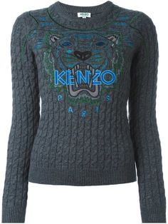 44 meilleures images du tableau Kenzo   Kenzo sweater, Ladies ... 8d32351fbc4