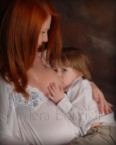 Authoritative point Breastfeeding while getting banged join. All