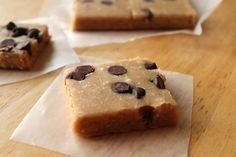 Wilde in the Kitchen: Cookie Dough Fudge