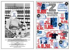 "ZUCCaスーパーマーケット""ZUCCa dayz""がオープン | QUOTATION magazine.jp"