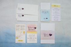ADORO: Estacionário Casamento // Wedding Stationary