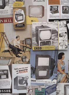 Vintage tvs