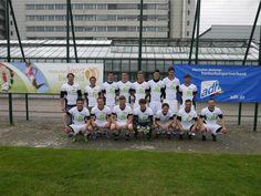 Das FAU-Fußballteam der Männer holte 2014 den dritten Platz bei den Hochschulmeisterschaften.