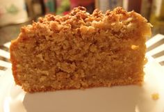 Oatmeal and honey cake Oats Recipes, Baby Food Recipes, Sweet Recipes, Greek Sweets, Honey Cake, No Bake Desserts, Vanilla Cake, Healthy Snacks, Biscuits
