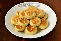 Biscuits in the pan / Culinary Universe