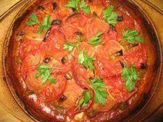 Tepsi Kebabi (турецкая кухня)