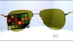 Les lunettes pour daltonien Enchroma corrigent le daltonisme dans plus de 80 % des cas, leur permettant finalement de voir la vie en rose.