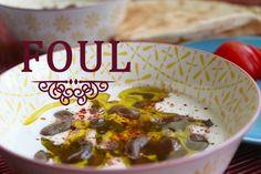 Syrisches Frühstück aus Aleppo: Foul.