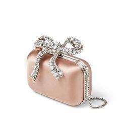 Jimmy Choo Shoes, Pink Satin, After Dark, Mini Bag, Ballet, Handbags, Crystals, Totes, Purse